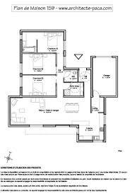 plan maison d architecte unique plain pied 150m2 gratuit de ipsita co