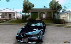 2003 Ford Mustang GT for GTA San Andreas