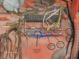 need 1974 standard fuse panel wiring help shoptalkforums com image top