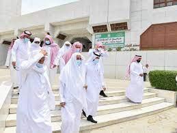 الاحداث نيوز   بالصور ..وزير الشؤون الإسلامية يتفقد مسجد التنعيم وجاهزية  مرافقه ويطمئن على اكتمال الخدمات