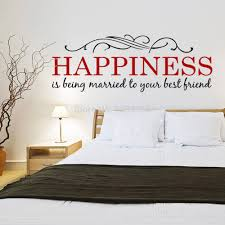 Wall Decal Quotes Custom Happiness Diy Wall Stickers Mural Kids Bedroom Living R On Simple