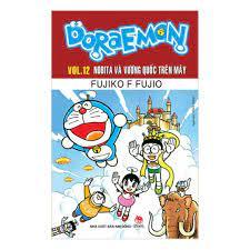 Truyện Tranh Doraemon Dài Trọn Bộ 24 Tập – Tiệm Mọt Na Uy