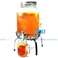 drink dispenser with metal spigot 3 gallon drink dispenser beverage with metal spigot 2 glass stand