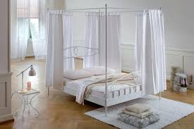 Canopy Bed With Curtains Four Poster Canopy Bed Curtains Canopy Bed ...