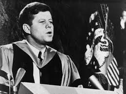 here s the five sentence personal essay that helped jfk get into  kennedy jfk harvard robes speech