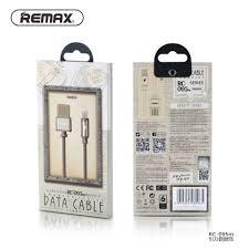 Cáp Sạc Micro Usb - Remax Rc 095m - Từ Nam Châm Đèn Led - Hộp Sắt Đẹp Long  Lanh