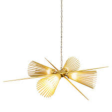 carina chandelier manufactured in aluminium combines the central of vega and the carina pendant to create a stunning contemporary chandelier