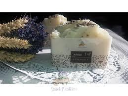 Přírodní levandulové mýdlo - Levandulový statek Bezděkov