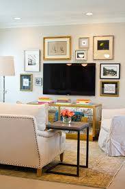 How To Hide Tv Remodelaholic 95 Ways To Hide Or Decorate Around The Tv