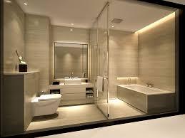 luxury modern hotel bathrooms. Plain Bathrooms I Like The Idea That Bath U0026 Shower Form A Separate Wet Room Inside Luxury Modern Hotel Bathrooms O