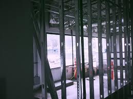 Interior metal framing Soffit 201jpg Metal Frame Drywall Kmi
