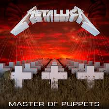 Master of Puppets album cover remake ...
