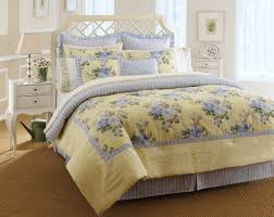 Laura Ashley Bedroom Furniture Amazoncom Laura Ashley Caroline Collection Bed In A Bag King