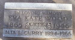 Alta Louise Wood Curry (1894-1966) - Find A Grave Memorial