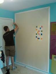 Tutorial for how to make a semi-portable design wall. Includes ... & Design Wall this is awesome and I need one Adamdwight.com