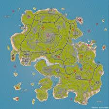 Unturned Airdrop Locations Hawaii Hawaii Map World