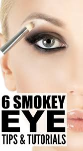 6 smokey eye tutorials and tips we love