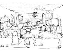 Bedroom Interior Design Ideas on Interior Design Bedroom Sketches For Ideas