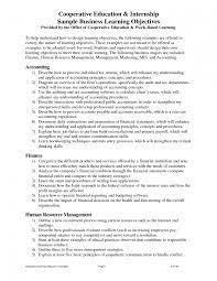 marketing intern resume objective cipanewsletter marketing resume objective examples internship resume objective