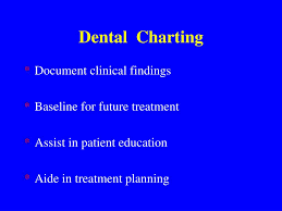 Ppt Dental Charting Powerpoint Presentation Free Download