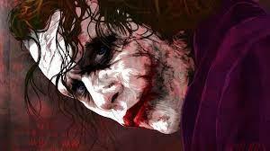 Joker Heath Ledger 4K Wallpaper #5.702