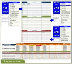 Free Weekly Schedule Template Excel Employeet Scheduling Spreadsheet Maxresdefault Templates