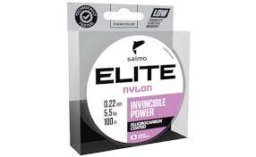 <b>Леска монофильная Salmo Elite</b> Fluoro Coated Nylon 100/035 ...