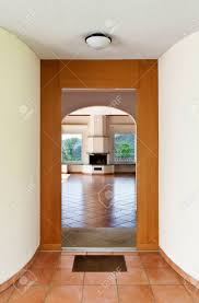 house front door open. Home, Front Door Open, View Of Room With Fireplace Stock Photo - 23873327 House Open P