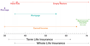 That implies on the off chance what's more, on the off chance that you have a unique needs subordinate who will require care after you are gone, whole life is a decent choice. Supplementing Term Life Insurance With Whole Life Insurance Quotacy