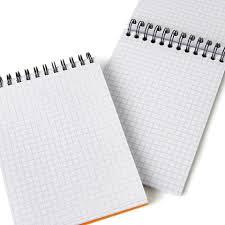 Rhodia Top Spiral Bound No 13 Notepad 4 X 6 Eco Paper At Vickerey