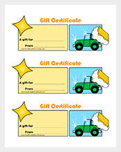Gift Certificate Template 128 Free Word Pdf Psd Eps Documents