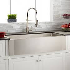 42 ackerman stainless steel farmhouse sink wave a kitchen decent staggering 1
