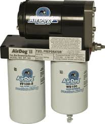 airdog® ii advancing airdog® technology by removing entrained airdog® ii removes entrained air vapor from diesel fuel improving engine performance