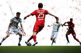 The match is a part of the bundesliga. Lrmfkwoj9h4m7m