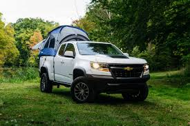 Toyota Tacoma Roof Top Tent Kodiak Canvas 8 Ft. Long Bed Truck ...