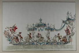 .calogero réalisation du clip : May 1740 Incognito The Comte De Lusace On The Grand Cure In Italy 1738 40
