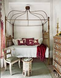 How to Decorate with a Four-Poster Bed - Architectural Digest