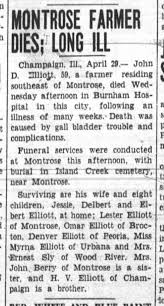 John D. Elliott - obituary - Newspapers.com