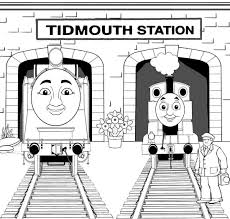 Locomotives, toy train cars and more train pictures and sheets to color. Cartoon Thomas The Train And Friends Colouring Pages Printable Coloring Pages Train Coloring Pages Colouring Pages