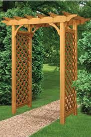 50 beautiful diy garden arbor ideas you