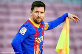 la date de la prolongation de Messi est ...