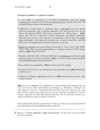 Resume Sample Java J2ee Developer Resume Senior Java Developer