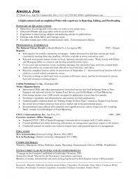 Freelance Writer Resume Sample Journalism Reporter Cv Template Vinodomia News Resume Sample 85