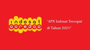 We did not find results for: Apn Indosat Tercepat Di Tahun 2021