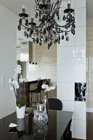 black modern dining room chandeliers