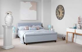 Small Double Bedroom Serene Hazel Bed Frame