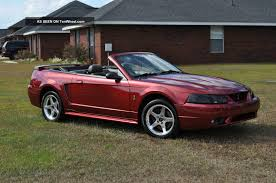 Ford Mustang Cobra 2001 - Car Autos Gallery