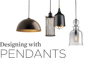 designing lighting. Available In A Plethora Of Shapes, Sizes And Styles, Pendants Offer Endless  Design Options, While Providing All-purpose Illumination, Task Lighting Designing D