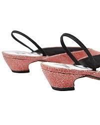 Bimba Y Lola Womens Red Mule Court Shoe 181bz0912 38 Eu