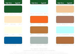 Shades Of Brown Paint Color Chart Euffslemani Com